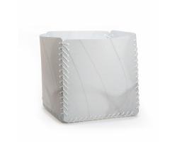 Aufbewahrungsbox - filigran grau