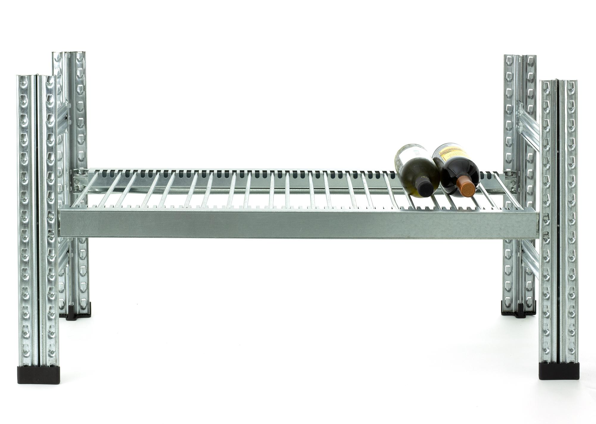 Details / Artikel konfigurieren - Weinfachboden S1 90x40